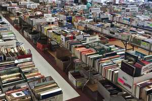 The Friends of The Booth Library Book Sale runs from July 13 through July 17 at Reed Intermediate School in Newtown.