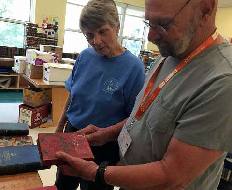 Booth book sale features first edition Charles Dickens classic
