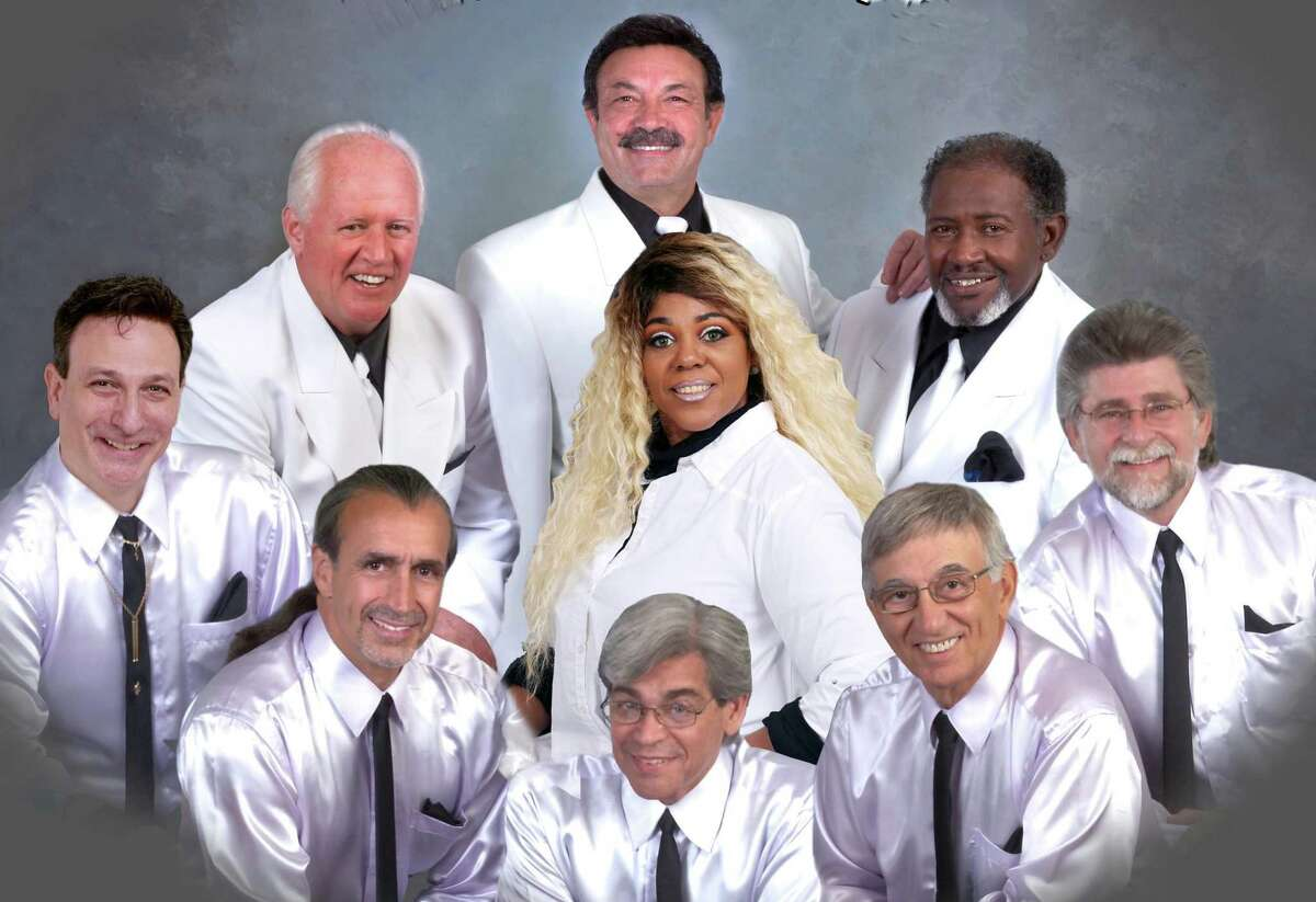 """The Barons, one of the area's hottest """"oldies"""" groups, performs at Wilton Library's 19th annual Summer Music & More Concert Series on Thursday, July 11, from 5 to 6:30 p.m."""