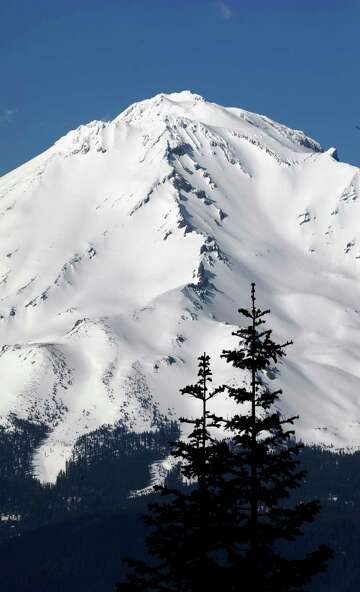 Mt Shasta Ca >> One Day One Place Mount Shasta California Sfchronicle Com