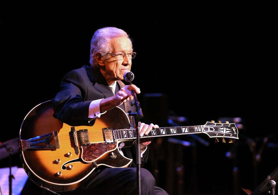 Kenny Burrell, a hero to generations of guitarists and one of the few jazz giants still alive, was in serious trouble, according to a May GoFundMe campaign. Or was he? Photo: Damian Tsutsumida, UCLA / Damian Tsutsumida/UCLA