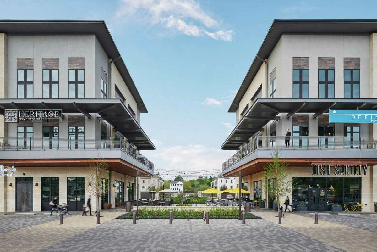 Men's Health Memorialhas debuted in Midway'sMemorial Green, a boutique mixed-use development located at 12505 Memorial Drive.