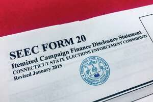 The deadline to file donations with the SEEC was July 10.