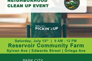 """The most recent """"Park City Pickin' It Up"""" event will be this Saturday, July 13, 2019."""