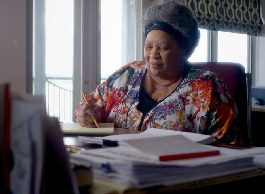 """""""Toni Morrison: The Pieces I Am"""" is a documentary portrait of writer Toni Morrison. MUST CREDIT: Handout photo by Timothy Greenfield-Sanders/Magnolia Pictures Photo: Timothy Greenfield-Sanders / Handout"""