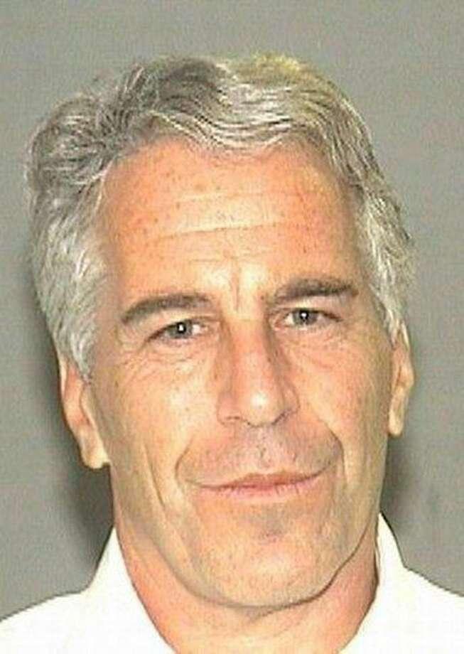Jeffrey Epstein. (Palm Beach County Sheriff's Office/TNS) Photo: Palm Beach County Sheriff Office, TNS