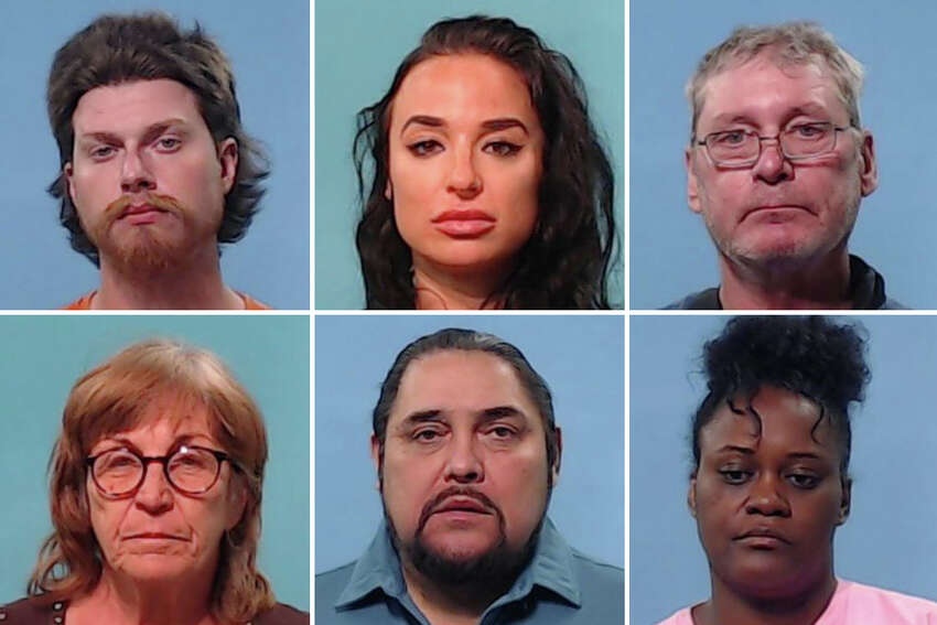 PHOTOS: Felony DWI arrestsOfficials arrested 32 people for felony drunken driving charges in Brazoria County in June 2019.>>>See mugshots and charges of the accused...