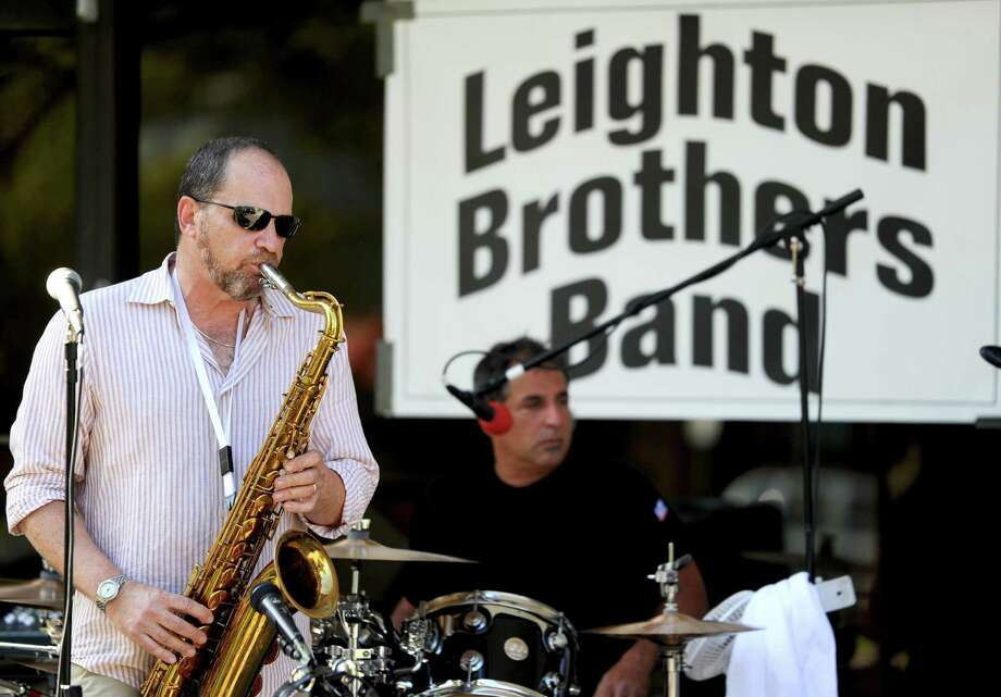 Summer Concerts on the Green with the Leighton Brothers Band, CityCenter Danbury Green, at Ives St. Friday at 8 p.m. Photo: Lindsay Niegelberg / ST / Connecticut Post