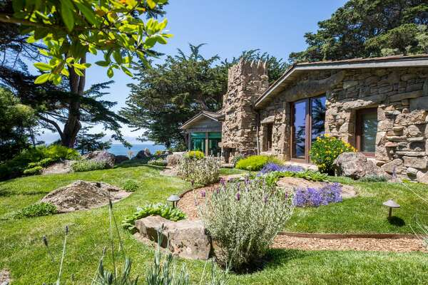 The Seven Coves Resort is set over four acres of Carmel coastline.