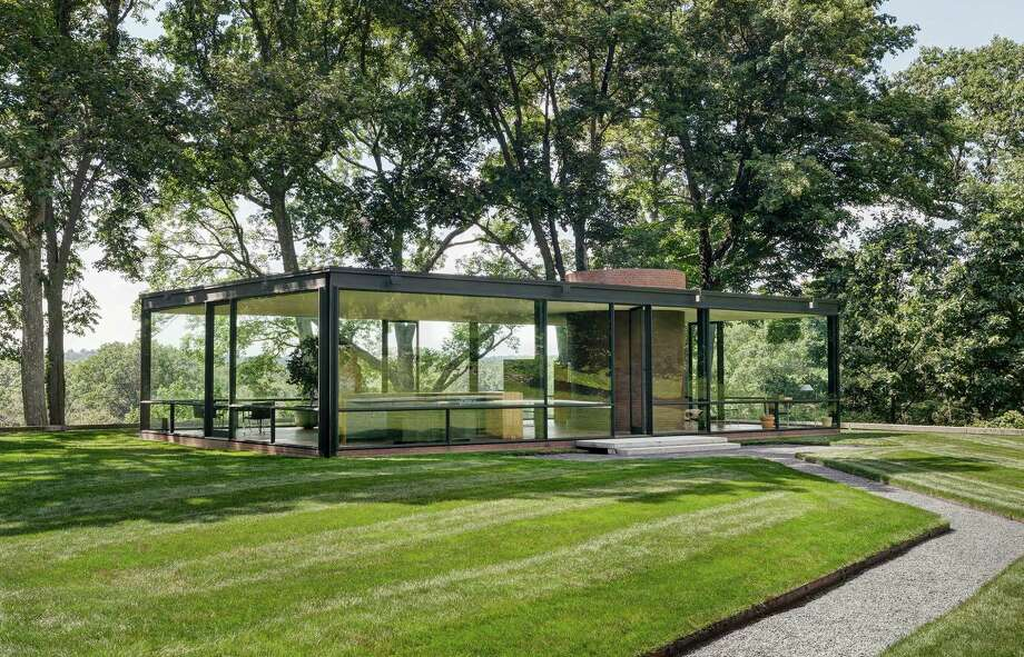 Since it opened to the public in 2007, the Glass House in New Canaan has welcomed thousands of visitors from across the country and around the world. Photo: Michael Biondo / ©2017 michael biondo