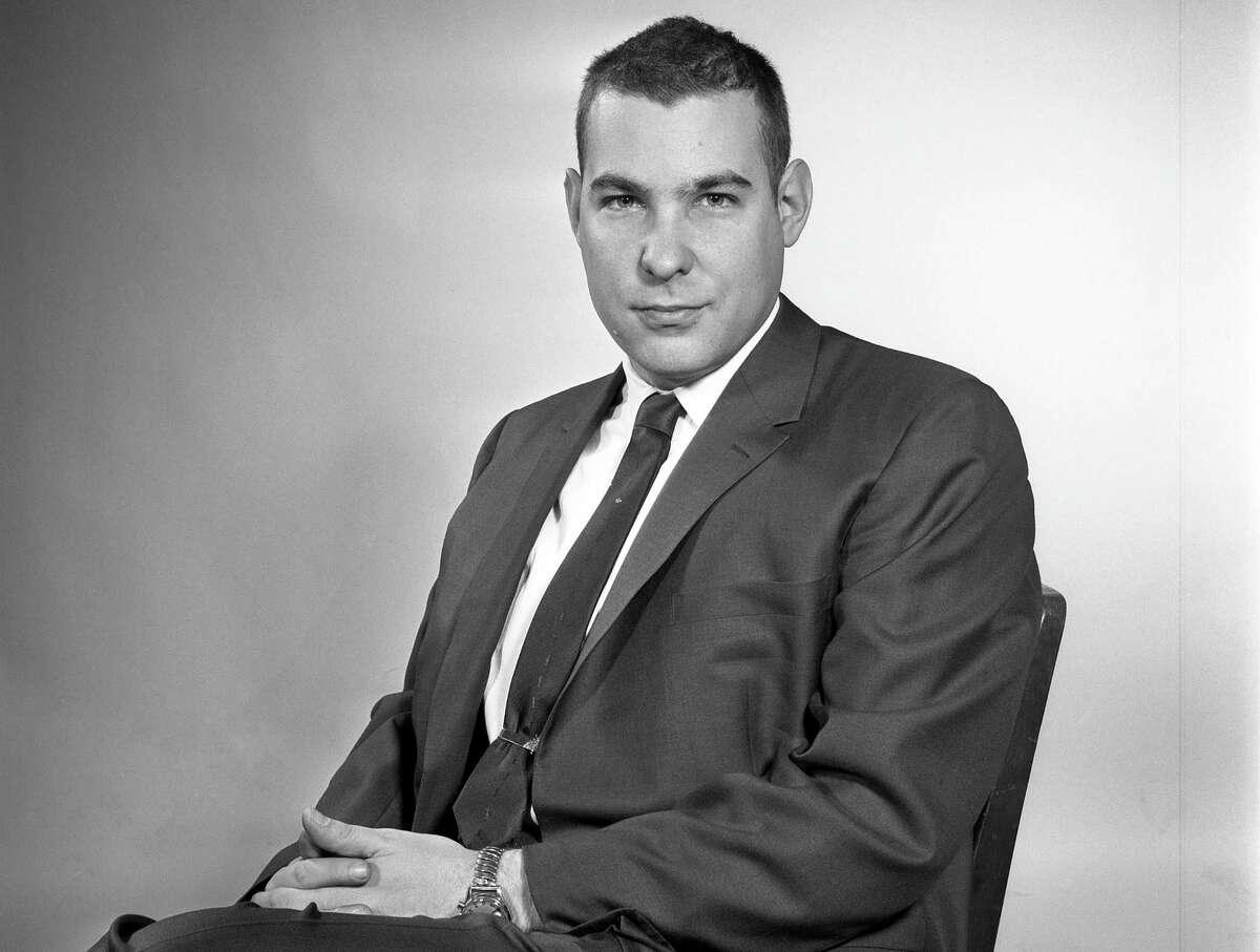 02/29/1968 - Arthur Hill, Houston Chronicle Science editor