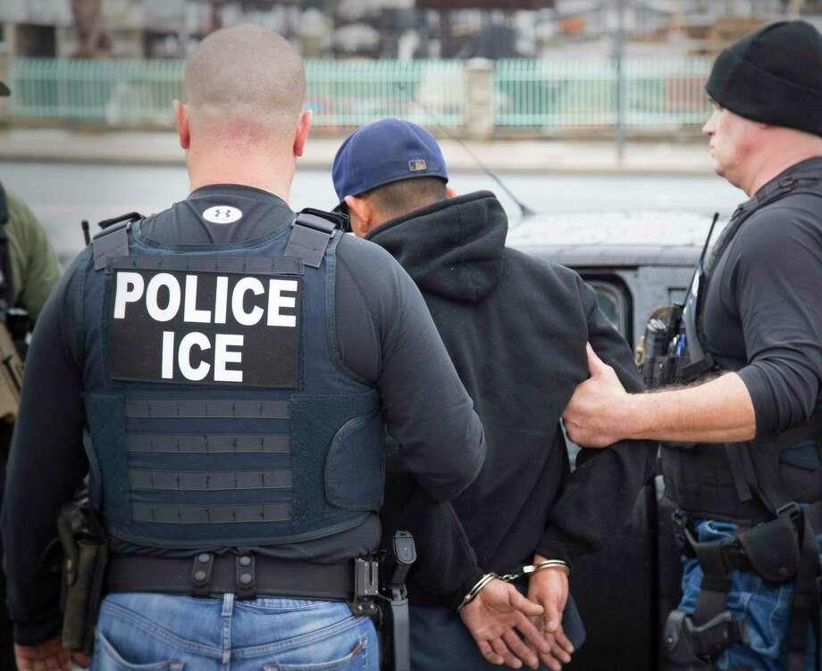 FILE PHOTO Photo: Charles Reed / Associated Press / Public Domain Charles Reed/U.S. Immigration and Customs Enforcement