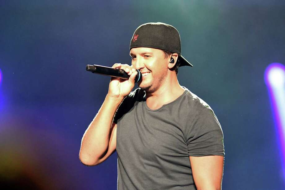 Luke Bryan performs at Saratoga Performing Arts Center on Thursday, July 11, 2019, in Saratoga Springs, N.Y. (Catherine Rafferty/Times Union) Photo: Catherine Rafferty, Albany Times Union / 20047390A