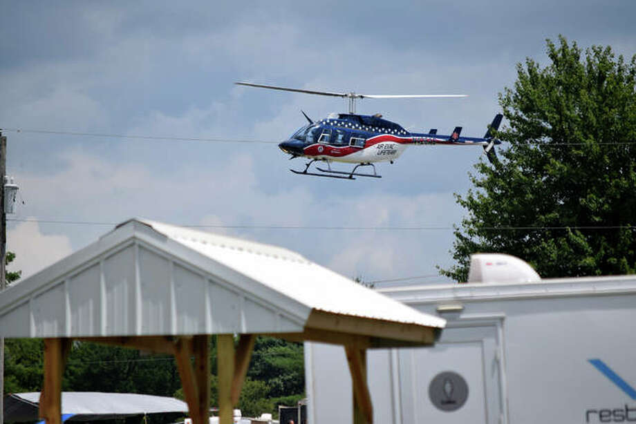 Sights from Kids Day at the Morgan County Fair on Thursday. Photo: Samantha McDaniel-Ogletree | Journal-Courier
