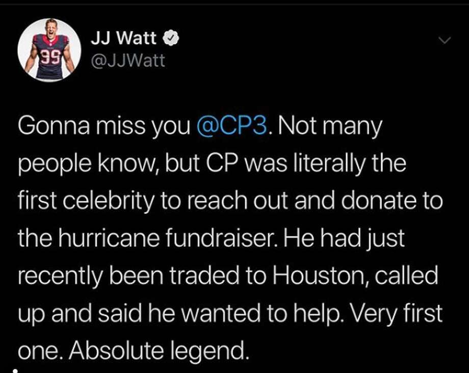 PHOTOS: Best trades by Houston teams 