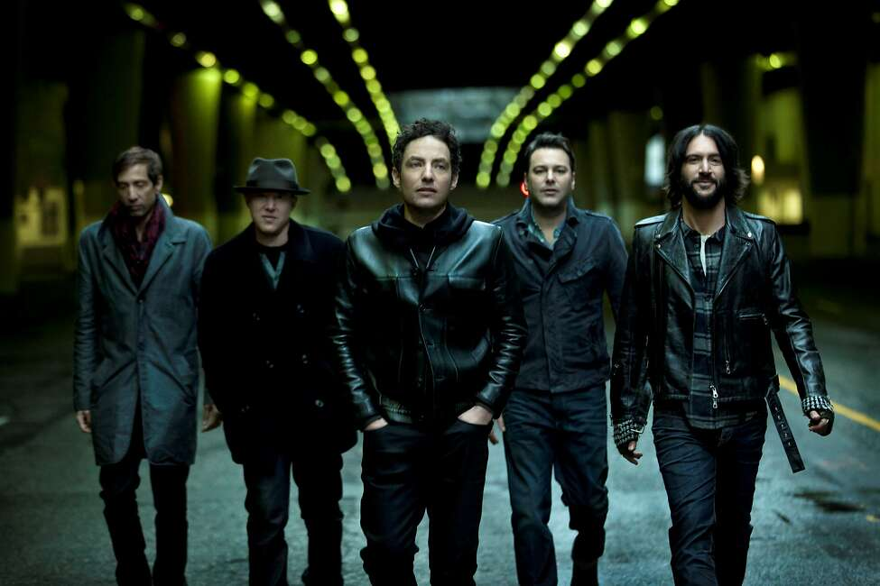 The Wallflowers will play a show in the rain site, the Empire State Plaza Convention Hall in Albany on Wednesday.