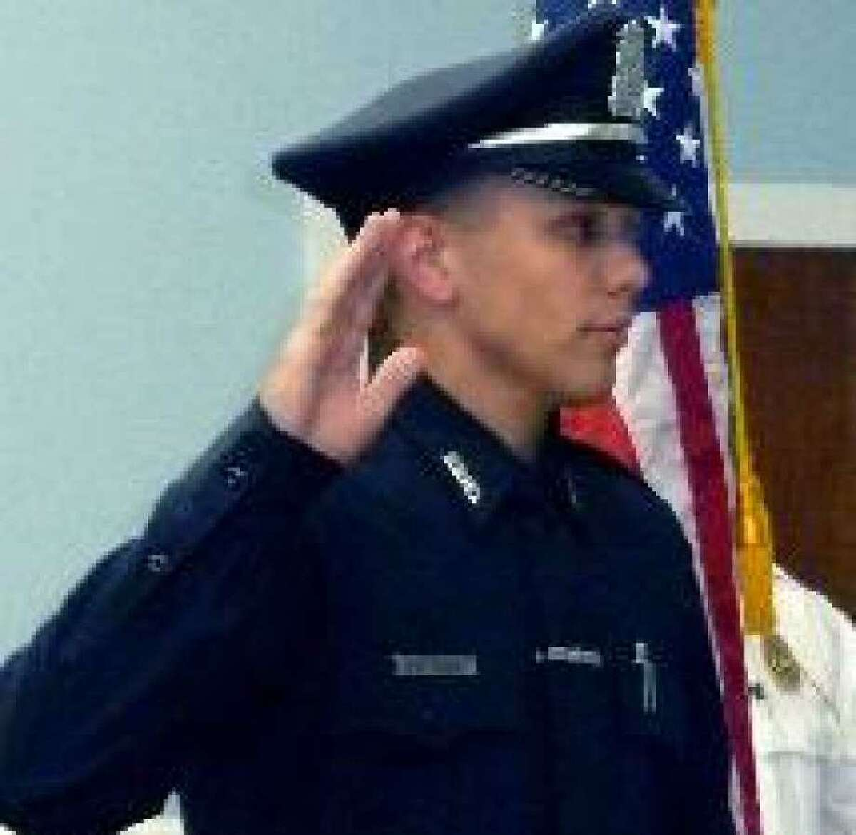 Danbury Police Officer Alex Relyea