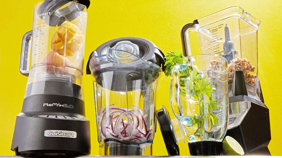 Puree, liquefy, crush: How to choose and use a blender