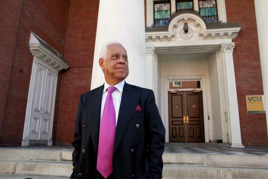 Former Virginia Governor L. Douglas Wilder in 2015. Photo: Photo For The Washington Post By Timothy C. Wright / Timothy C. Wright