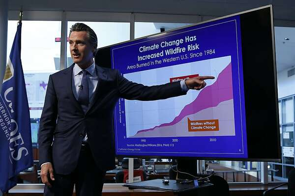 Newsom authorizes $21 billion fund to protect utilities from fire costs