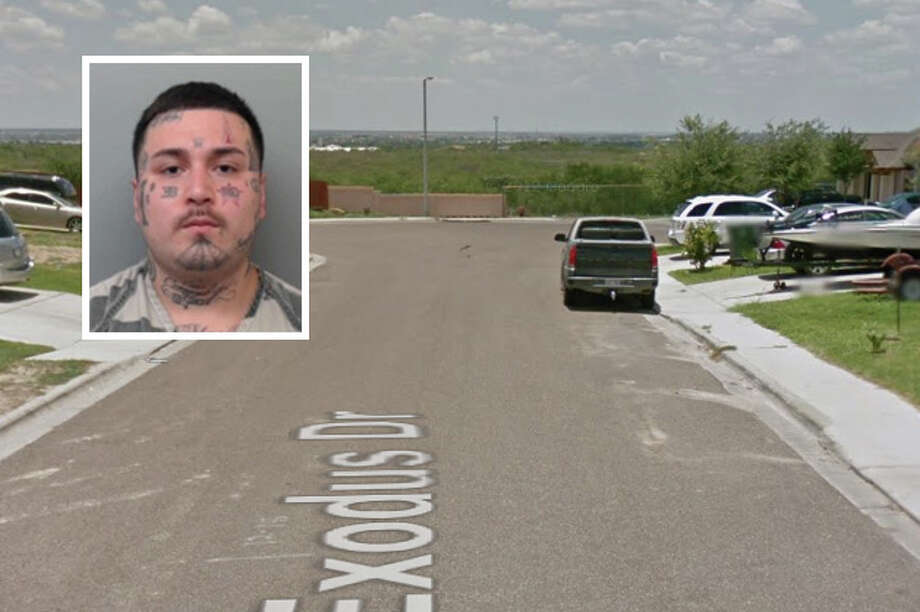 A man was found guilty of leading a police officer on a vehicle pursuit in south Laredo, according to the Webb County District Attorney's Office. Photo: Courtesy