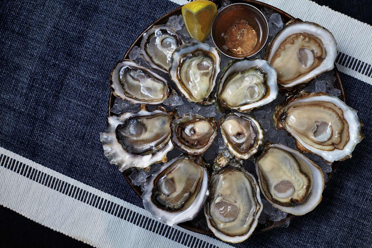 Taylor Shellfish Farms Mon-Fri, 2-4 p.m.; Seafood