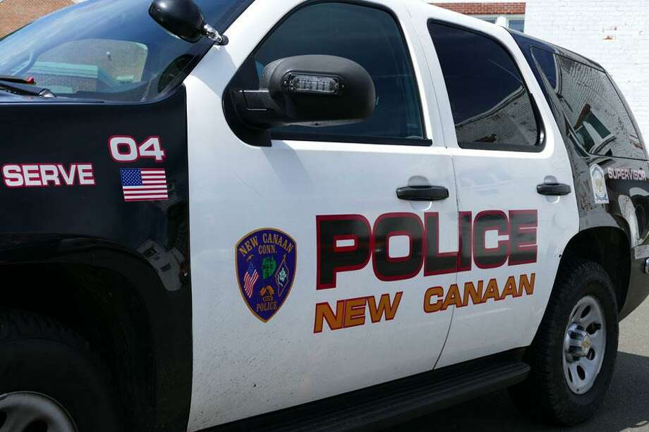 New Canaan Police charged two Norwalk men after saying they found a pound of marijuana in the car they were in on Sunday, Aug. 4. Photo: File Photo / / Connecticut Post