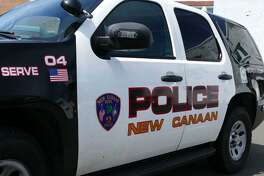 New Canaan Police say a local man confronted a struck a woman who was smoking in a designated area at Waveny Pool on Sunday, July 21.