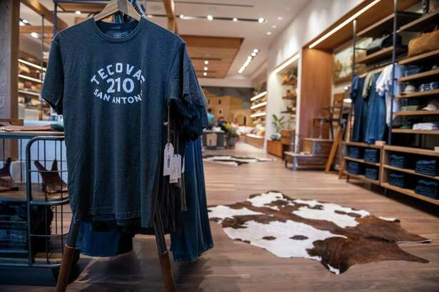 Austin-based boot retailer Tecovas recently opened a store at the Shops at La Cantera.