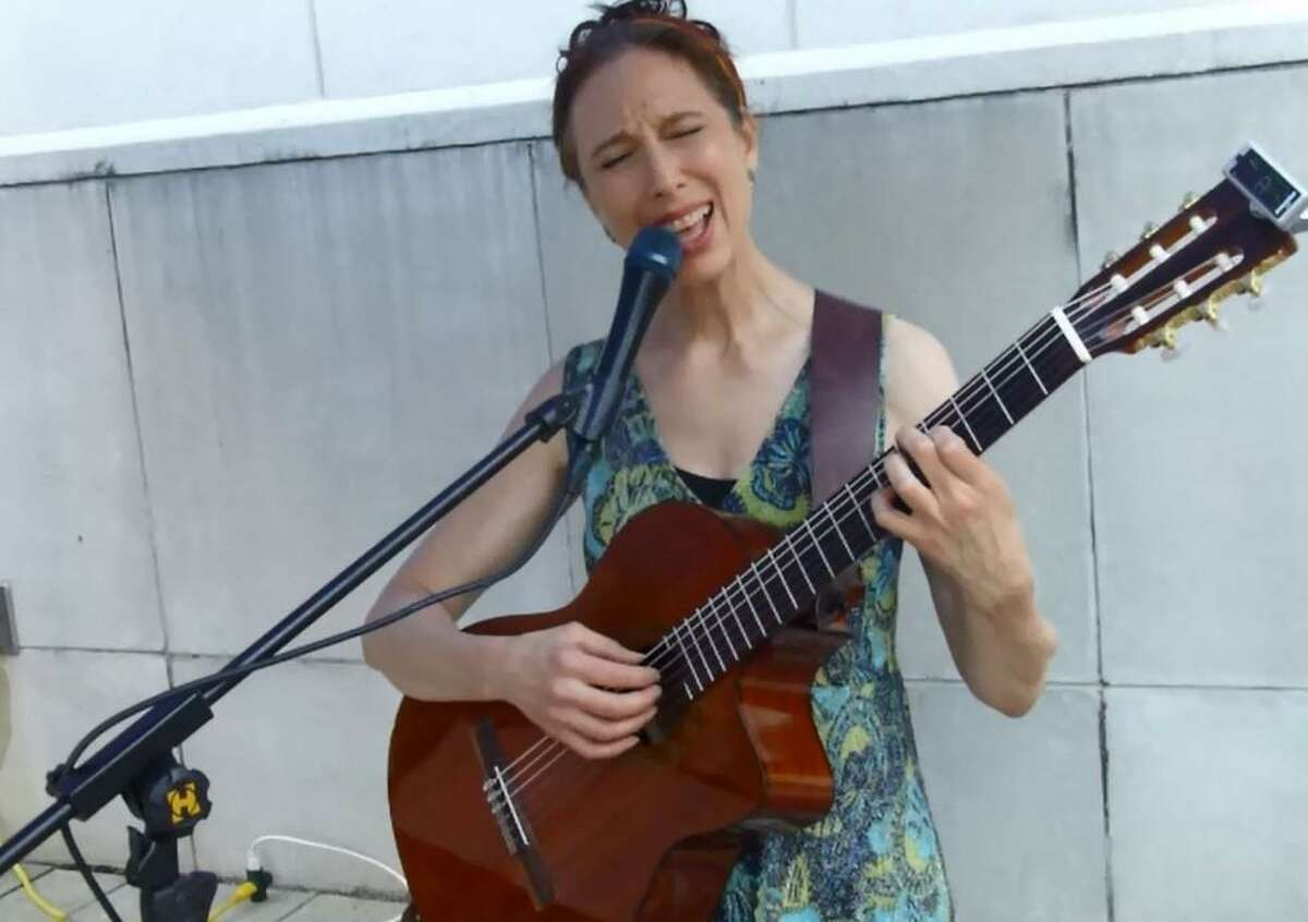 Laura Skutch will perform at the Ferguson Library.