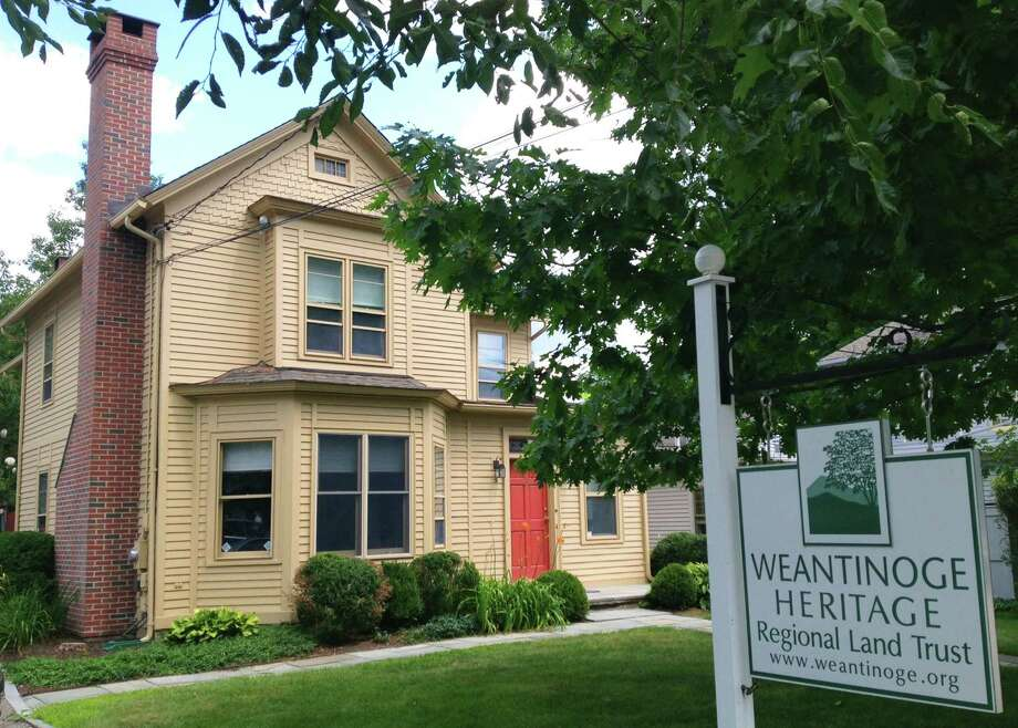 The Weantinoge Heritage Land Trust headquarters in Kent. August 2015 Photo: Norm Cummings / Norm Cummings / The News-Times