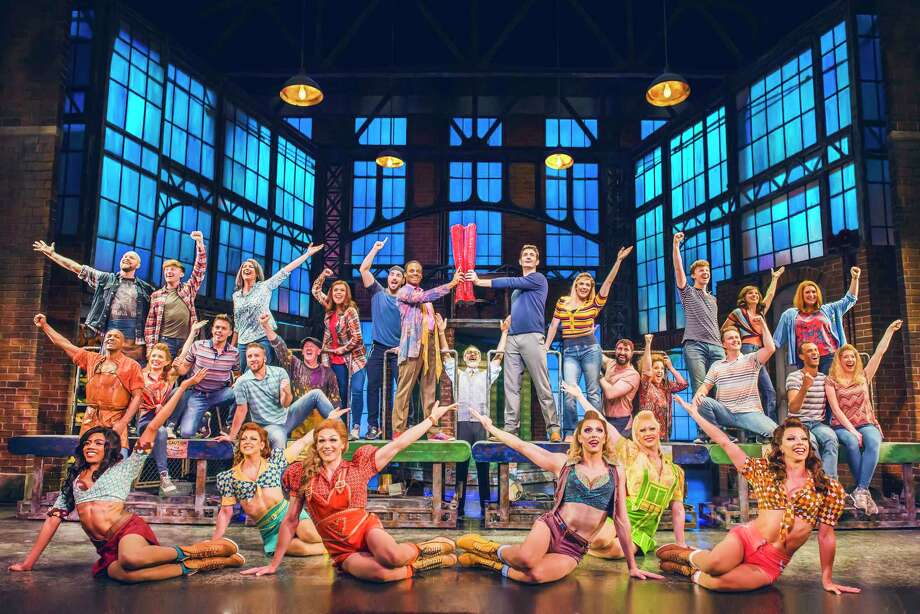 "A HD screening of the London West End production of ""Kinky Boots"" is coming to the big screen at The Ridgefield Playhouse Aug. 9. After the screening, Harvey Fierstein, who came up with the concept and wrote the book, will be on the Ridgefield stage to talk about his inspiration for this show about finding your passion, overcoming prejudice and transcending stereotypes. Photo: Ridgefield Playhouse / Contributed Photo"