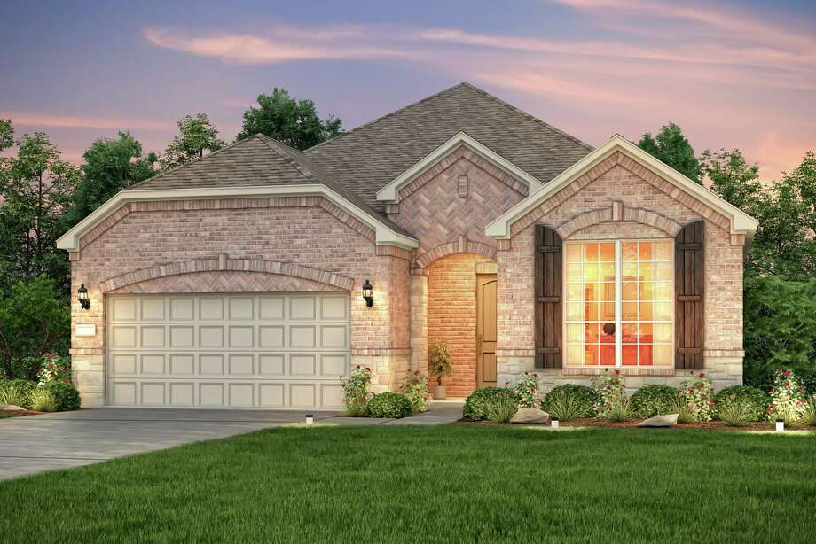 "Part of Del Webb's Classic Series, Abbeyville includes ""an open layout: an integrated kitchen, café, and gathering room, with an adjacent flex room for an office or den.""