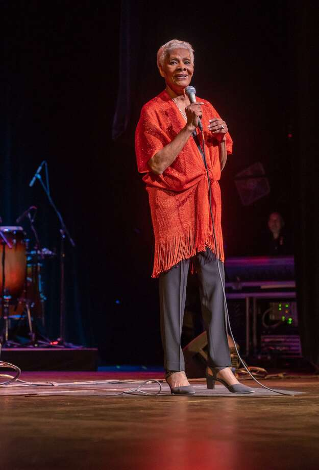 The Palace Theatre in Stamford recently welcomed five-time Grammy Award-winner Dionne Warwick for the nonprofit's 10th annual gala. Photo: HAPPYHAHA At WAHSTUDIO / Contributed Photo / HAPPYHAHA.COM