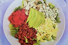 The Cobb salad at Jubilee Cafe & Bakery