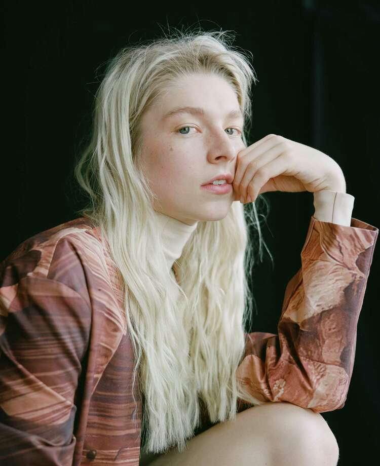 """PHOTO MOVED IN ADVANCE AND NOT FOR USE - ONLINE OR IN PRINT - BEFORE JULY 7, 2019. a€""""  Hunter Schafer, a transgender model and actress, in New York, June 21, 2019. Her performance as a sensitive, stabilizing force amid the insanity of HBO's """"Euphoria"""" has captivated viewers and critics alike, whoa€™ve anointed her the seriesa€™s breakout star. (Celeste Sloman/The New York Times) Photo: CELESTE SLOMAN / NYTNS"""