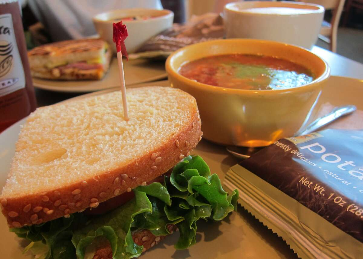Best chain restaurant 2. Panera Bread Various locations | Website
