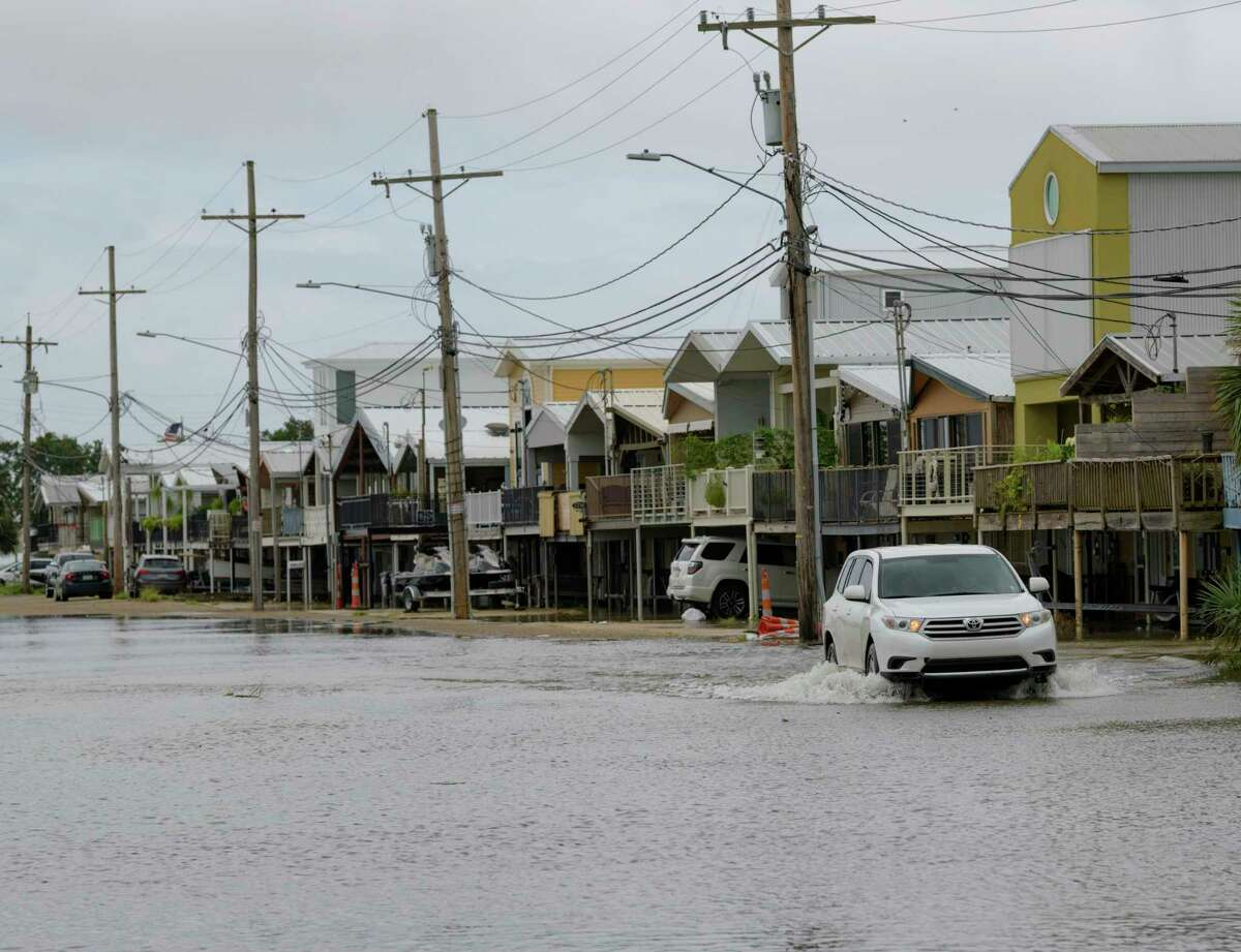 Tropical Storm Barry flooded parts of New Orleans in July, but otherwise the Atlantic hurricane season has been quiet.