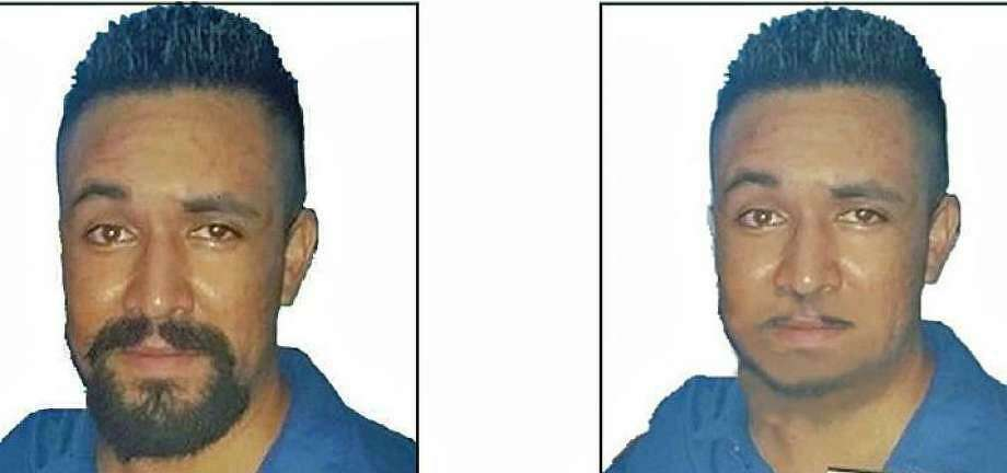 Police used these composite images to try to track down Edibaldo Duran, who after being captured in Mexico pleaded guilty to raping a Sacred Heart University student. Photo: Contributed Photo
