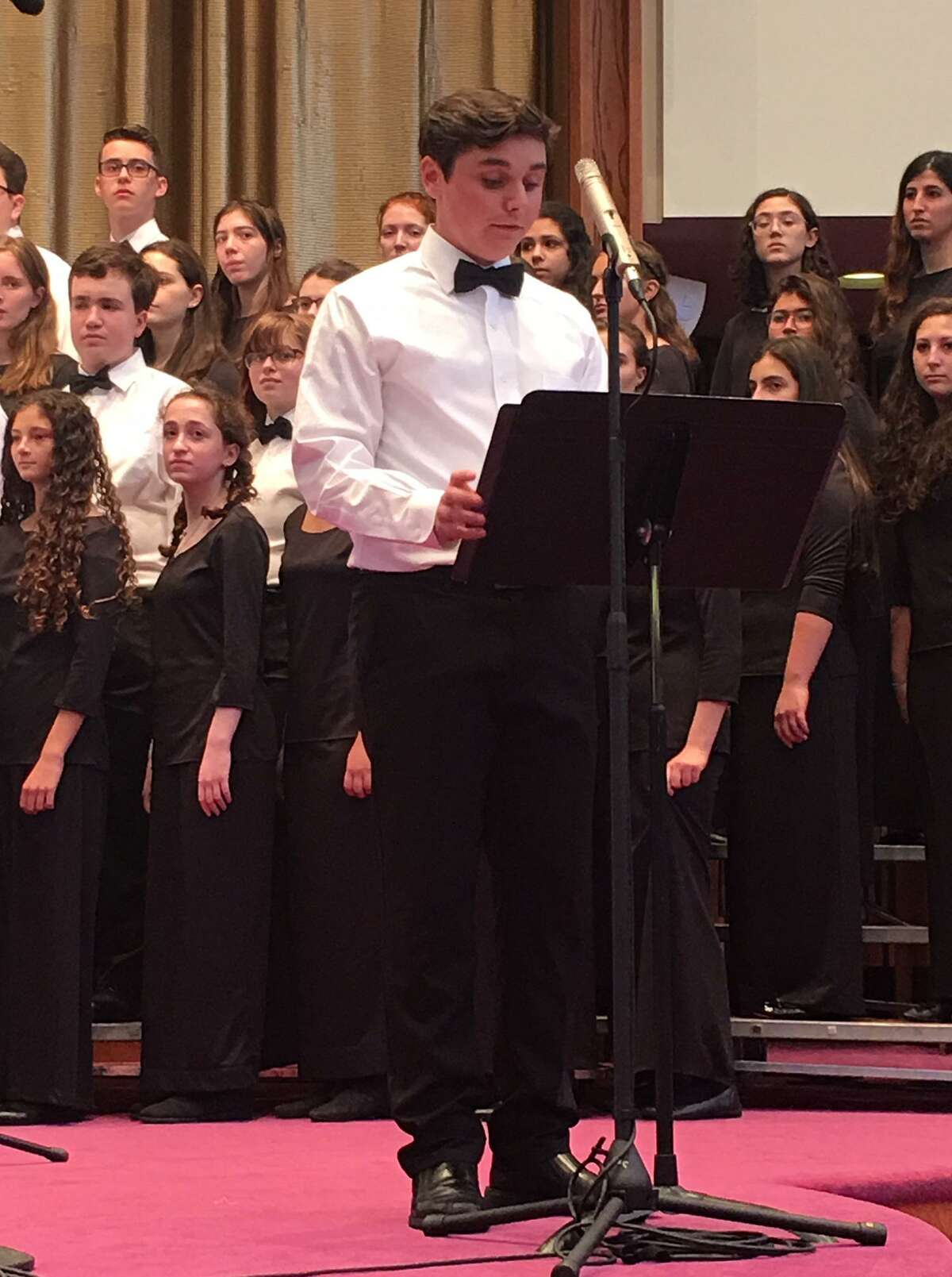 Singers from 20 chapters of HaZamir: The International Jewish Teen Choir joined HaZamir Pittsburgh for a free concert on May 19 at Temple Sinai in solidarity with the city of Pittsburgh.