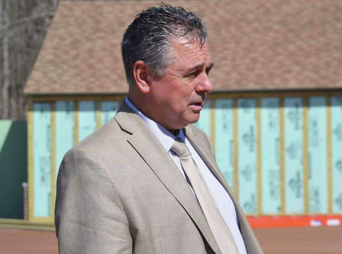 Middletown Public Works director Bill Russo