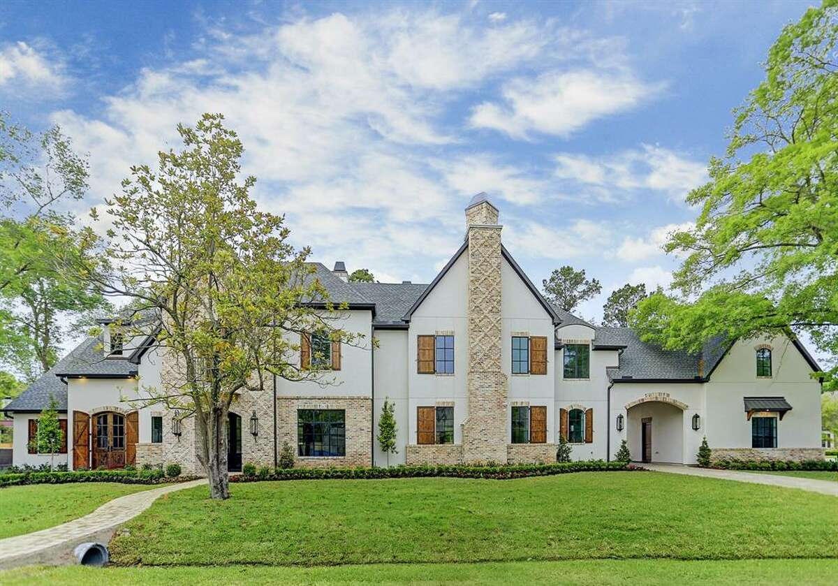10. 12441 Pebblebrook DriveHouse sold: $2.9 million - 3.3 million 6,494 square feetListing agent: J. Carter Breed Properties - J. Carter Breed