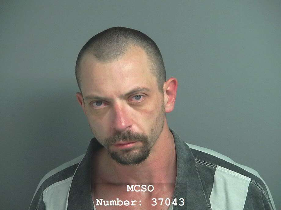 Belton Allen Presswood, 38, of Conroe, is being charged with aggravated assault with a deadly weapon, a second-degree felony. Photo: Courtesy Of The Montgomery County Sheriff's Office