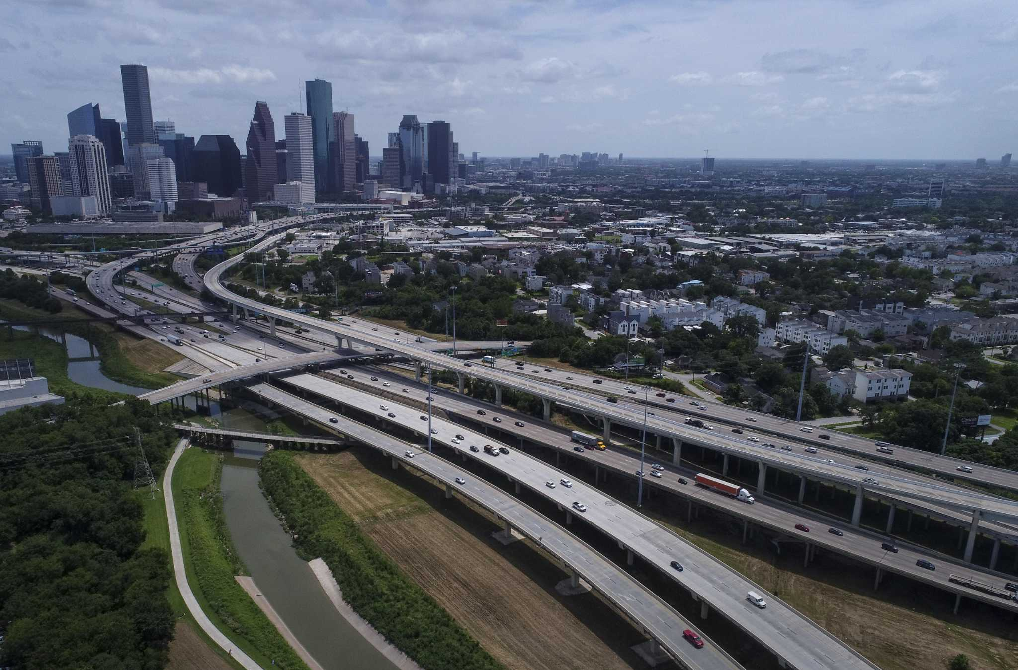 A new vision for I-45. And for Houston.
