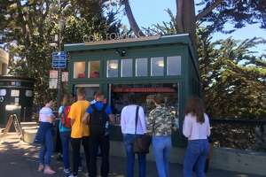 Coit Tower Cafe debuted Friday, July 12, 2019 and will offer a variety of snacks to visitors.