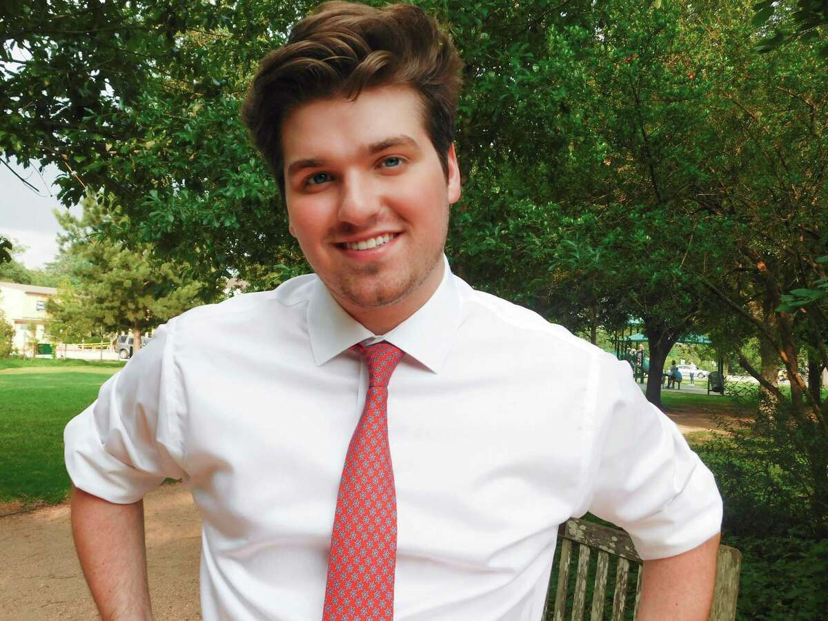 Anthony Dolcefino, 21, candidate for City Council, At-Large 4