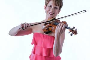 Stephanie Sant'Ambrogio is the founder and artistic director of the Cactus Pear Music Festival.