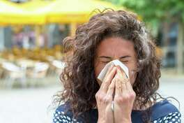For some people, just the thought of being outside during spring or summer makes them want to sneeze.
