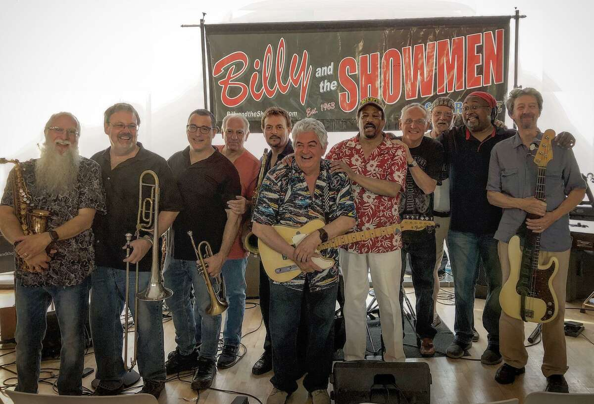 Billy and the Showmen will perform Thursday, July 18, from 5 to 6:30 p.m., at Wilton Library.