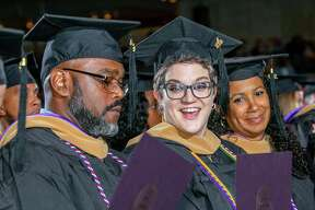 Excelsior College 48th Annual Commencement in Albany, NY on July 12.